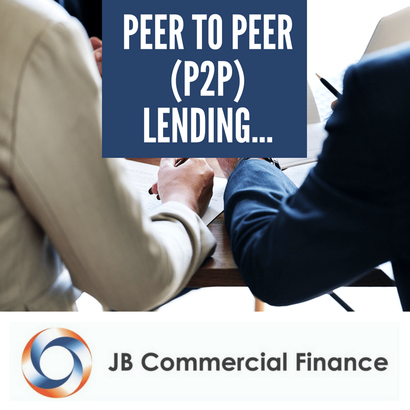Peer-to-peer lending has increased among small- and medium-sized enterprises (SMEs)